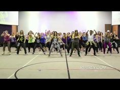 """Fallout Boy """"My Songs Know What You Did In The Dark"""" Dance Fitness video by REFIT® Revolu - YouTube.....may tweek this a bit for my class!"""