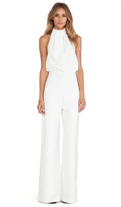 AQ/AQ Spectrum Jumpsuit in Cream | REVOLVE