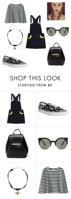 """""""THINGS WE SAID TODAY"""" by laura-melissa-cortes on Polyvore featuring moda, Valfré, Vans, N°21, Forever 21 y H&M"""