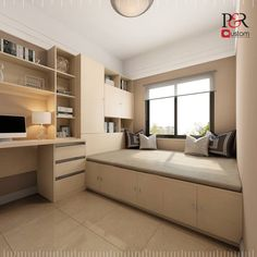 Norya Home Page - Picket&Rail Singapore's Premium Solid Wood Furniture & Custom Lifestyle Retailer Small Bedroom Designs, Small Room Design, Room Design Bedroom, Small Room Bedroom, Home Room Design, Home Office Design, Home Bedroom, House Design, Bedrooms