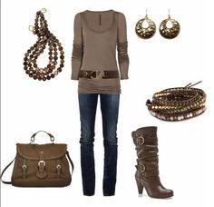 Castor e jeans - Equilibrio perfeito