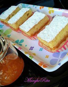 La Torta Margherita: Tortine morbide all'albicocca di Mario Ragona