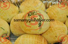 Peynirli Pastane Poğaçası