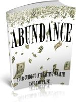 This ebook will show you how to attract money and wealth into your life. Inside you will find many different mantras and  affirmations that have already helped many different people attract money and wealth into their lives. - Download for FREE!... http://freebookoftheday.com/1e.php?li=fbotd-loa&b=abundance&p=615