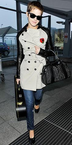 Love everything Emma Watson wears.