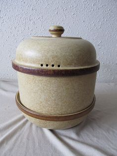 Vintage Matsu Sprouter by Pottery Craft Anyone know how to use this?  It's beautiful :)
