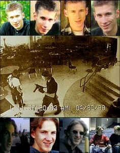Eric and Dylan---Murderers