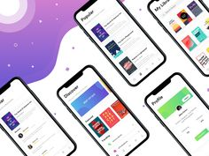 Iphone X - Books Discover Exploration
