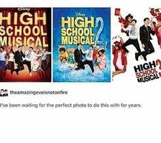 Dan and Phil High School Musical