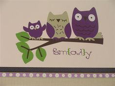 I'm starting to become obsessed with Owls.