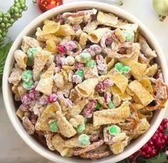 Crazy Good Christmas Reindeer Crack - Recipe, Desserts, Holidays, Kid Friendly, Quick, Easy, Seasonal