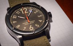 Introducing The Ralph Lauren RL67 Safari Chronometer #want