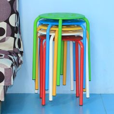 Stacking Stool Table From Family Dollar 5 00 My Soon To