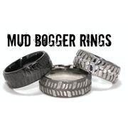 Tire Tread Rings - Tire Rings for Men, Weddings, & More! | Titanium-Buzz