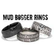 Tire Tread Rings - Tire Rings for Men, Weddings, & More! | Titanium-Buzz