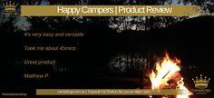 CAMPA KIT | CampKings Customer Review http://campkings.com.au/happy-camper/