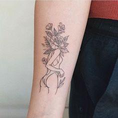 Petite Tattoos, Dainty Tattoos, Mini Tattoos, Love Tattoos, Body Art Tattoos, Small Tattoos, Tatoos, Simple Tattoos For Women, Spine Tattoos For Women