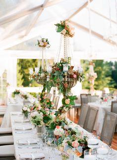 Photography: Heather Waraksa - heatherwaraksa.com  Read More: http://www.stylemepretty.com/2015/06/12/traditional-romantic-berkshire-wedding/