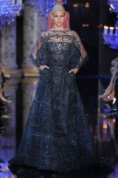 Elie Saab Automne-hiver 2014-2015 - Haute couture