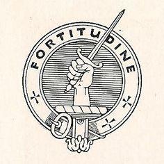 "Clan MacRae--""Fortitude"""