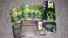 Lisas Fazit: Der GUAMPA Energydrink hat mir optisch schon sehr gut gefallen: die Dose hat ein tolles Logo und ist in einem schönen grün gehalten. Ich habe den Energydrink kühl gestellt und am nächsten Tag probiert: er hat einen anderen Geschmack, als man ihn von Energydrinks kennt. Dennoch hat er mir sehr gut geschmeckt. Ich finde, dass man schmeckt, dass er nicht mit herkömmlichen Zucker gesüßt wurde. Ich bin positiv überrascht und kann euch GUAMPA wirklich nur empfehlen!