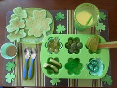 Rockabye Butterfly: St. Patrick's Day Activities