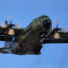Indonesian Air Force C-130 Hercules