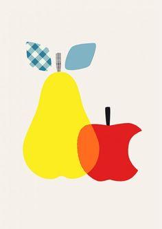 Apple & Pear