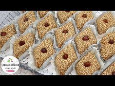 قاطو الجلجلانية معسل و سهل التحضير - حلويات العيد 2020 - YouTube Oslo, Algerian Recipes, Beignets, Scones, Doughnut, Biscuits, Recipies, Cooking Recipes, Sweets