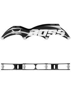 Mota BOSS Inline Frames Bike Rollers, Inline Speed Skates, Inline Skating, Boss, Frames, Roller Blading, Frame, Roller Skating