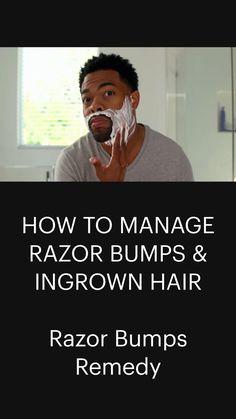 #LegHairRemoval Shaving Tips, Shaving Brush, Best Hair Removal Products, Ball Hairstyles, Razor Bumps, Straight Razor, Moisturize Hair, Unwanted Hair, Hair Regrowth