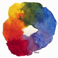 primary colors art lesson | How to Mix Secondary Colors from Primary Colors