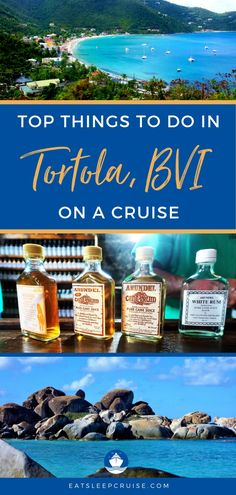 See our complete list of the most popular Things to Do in Tortola on a Cruise from the beach, to an island tour, to a ferry ride to neighboring BVIs. Cruise Excursions, Cruise Destinations, Cruise Port, Cruise Travel, Cruise Vacation, Disney Cruise, Italy Vacation, Vacation Ideas, Packing List For Cruise