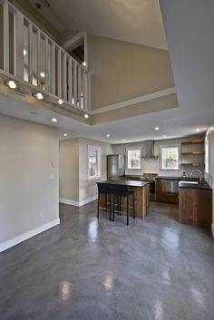 Floor plan of a craftsman style laneway house in vancouver by lanefab