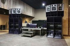Funktion One Resolution 5s, F221s and RM18s. Proper Sound System!!!