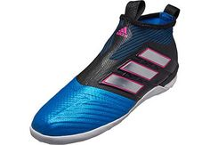 HOT right now at www.soccerpro.com, adidas Ace Tango 17 Purecontrol indoor soccer shoes. Buy yours today!
