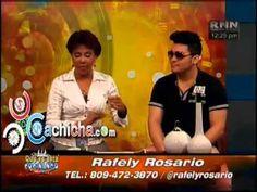 Entrevista A @RafelyRosario #Video   Cachicha.com