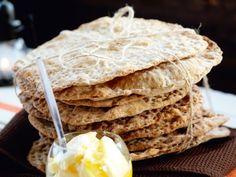 Swedish Dishes, Swedish Recipes, Bread Baking, Pain, Crackers, Bread Recipes, Healthy Snacks, Nom Nom, Vegetarian Recipes