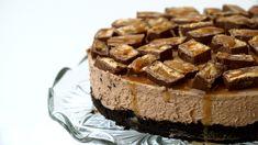 Cheesecake met oreo's en snickers