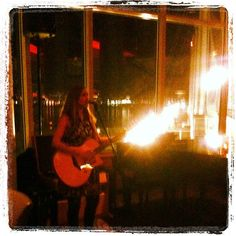 Lighting the house on fire... Tonight #livemusic #panpacific #cascadeslounge #vancouver