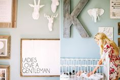 Here Now, 11 Aggressively Twee Nurseries for Zooey Deschanel - Cute Things - Curbed National