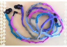 Sunshine, Polaroids & Feathers: DIY Wednesday:: Crochet Ear Phone Cover..