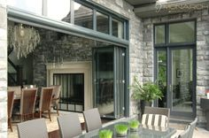indoor, outdoor bifolding doors- we are having these installed in our house next week!