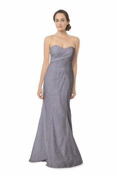 1563 Bari Jay Long Bridesmaid Dress - Party Dress Express