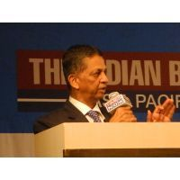 ISAS gives the final conclusion and outlook on Indian Budget 2013 held at the Grand Hyatt Hotel S...