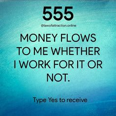 """Type """"Yes"""" If You Believe #manifestion #lawofattraction #positivevibes #spiritual Positive Affirmations Quotes, Wealth Affirmations, Law Of Attraction Affirmations, Law Of Attraction Quotes, Affirmation Quotes, Positive Quotes, Believe, Manifesting Money, Mind Tricks"""