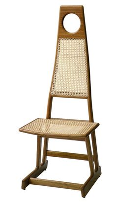 Cadeira Menna / Menna Chair. Design by: Sergio Rodrigues