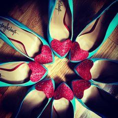 TaylorSays - Royal Hearts - The Heels