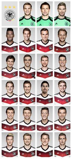 Die Nationalmannschaft!! ❤️