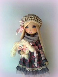 Юлия Ильина,куклы